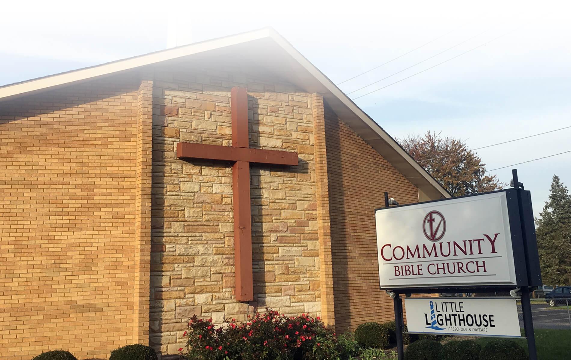 Community Bible Church Tipp City