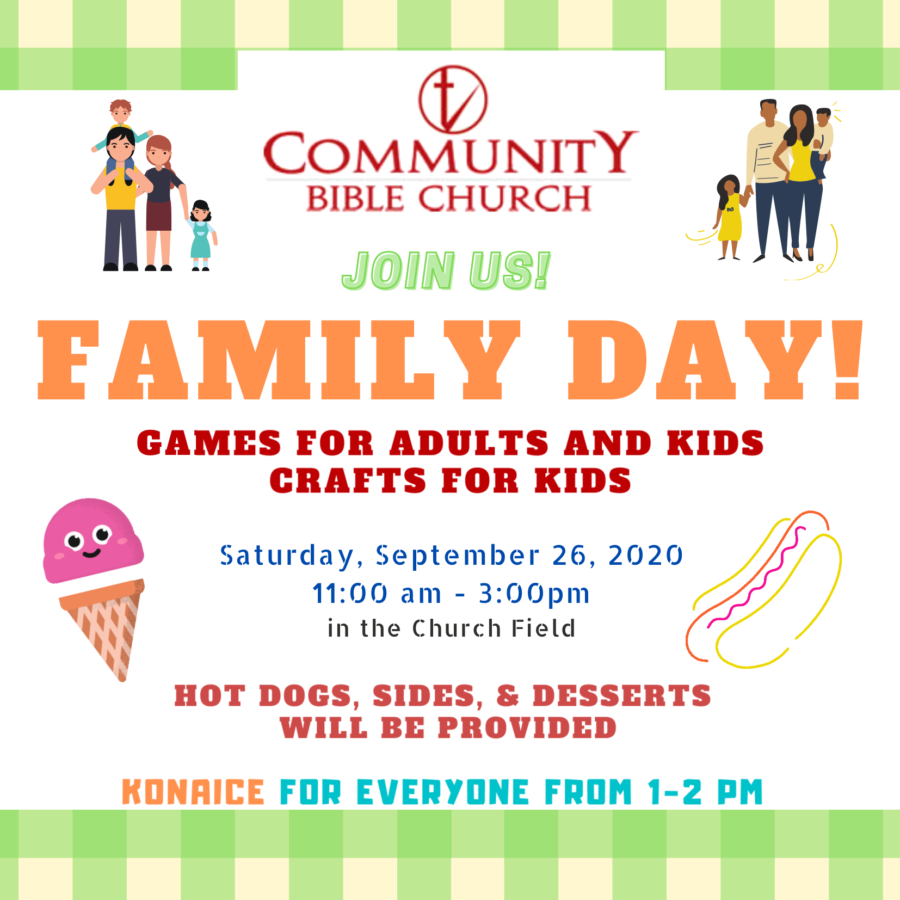 2020 CBC Family Day